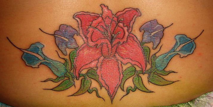 Уход за татуировкой полезные советы