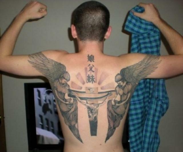 какой момент фотографии татуировок из музея кресты автофестиваля постарались